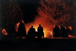 guild campfire teambuilding groups